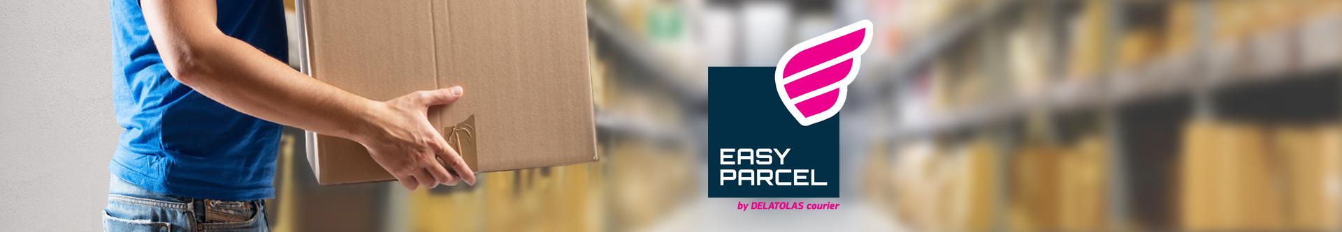 easy parcel delatolas courier